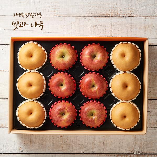 2019년 설)한빛 사과.배세트 3호이식사