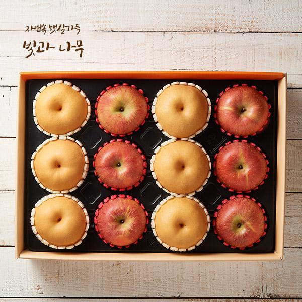 2019년 설)한빛 사과.배세트 4호이식사
