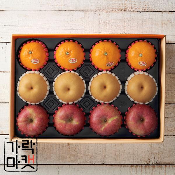 2019년 설)한빛 3종 사과.배.천혜향세트 2호이식사