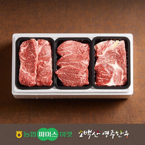 2019년 설/냉장)특선 영주한우 실속구이 3호이식사